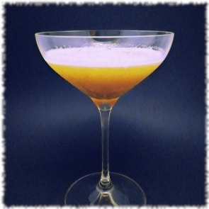 Bermuda Triangle Cocktail
