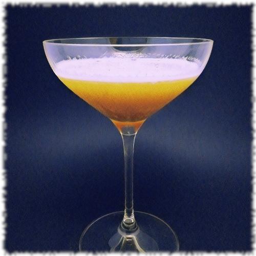 Bermuda Triangle Cocktail