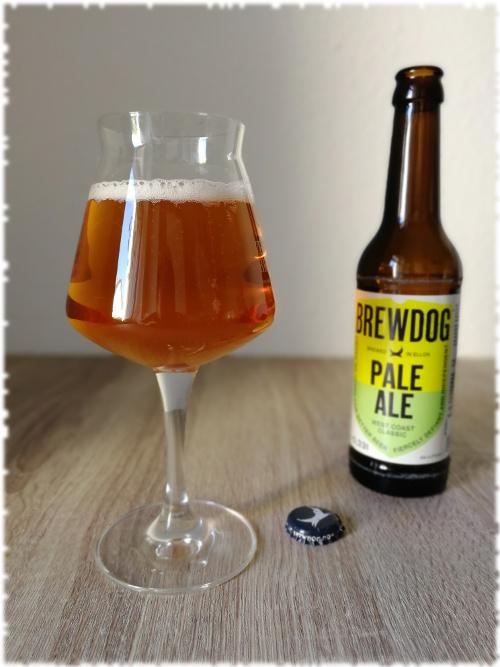 BrewDog Pale Ale Glas