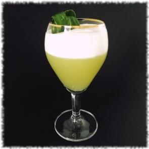 Bulgarian Spring Cocktail