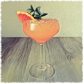 Four W Daiquiri Cocktail