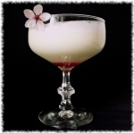 Magnolia Blossom Cocktail