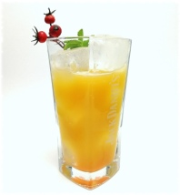 Soleil Normand Cocktail