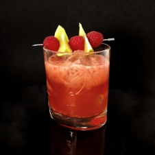 St. Lucy Smash Cocktail
