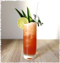 The Dead Reckoning Cocktail
