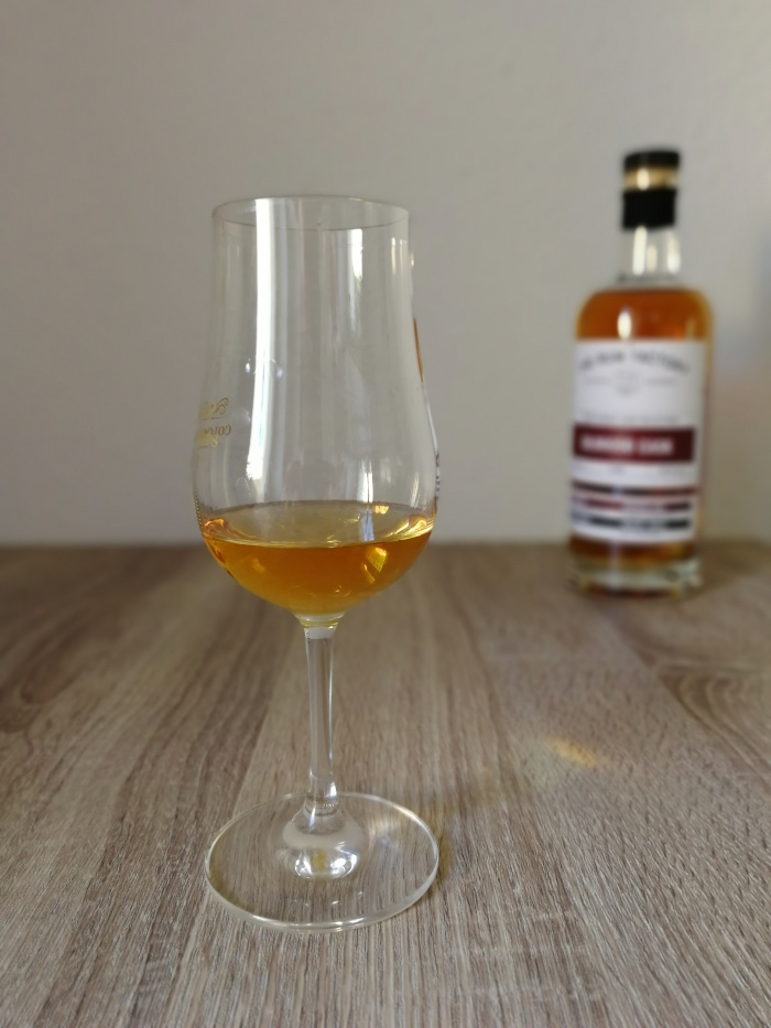 The Rum Factory Double Cask Collection Oloroso Cask Glas