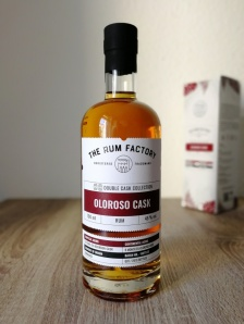 The Rum Factory Double Cask Collection Oloroso Cask