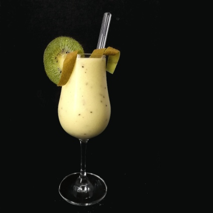 Kiwi Krush Cocktail