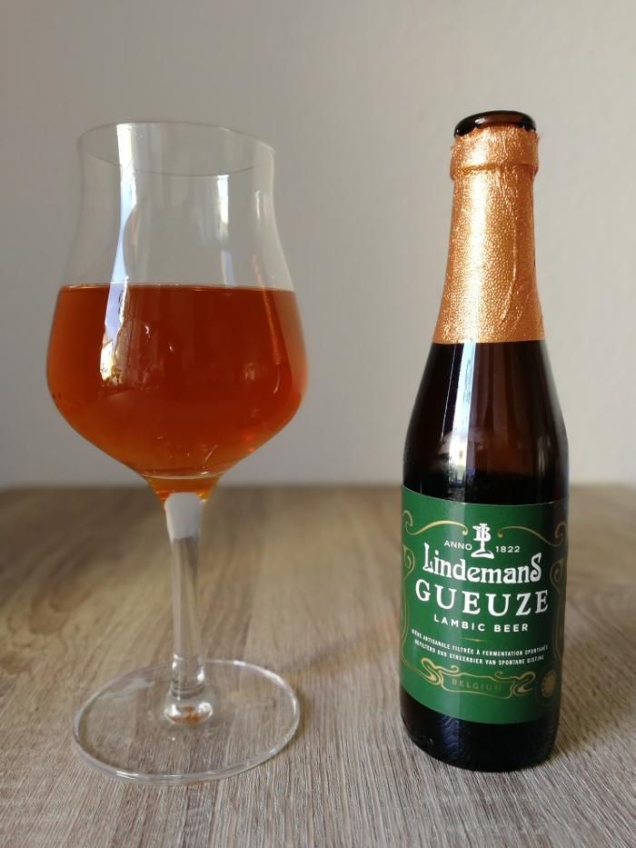 Lindemans Gueuze Lambic Beer