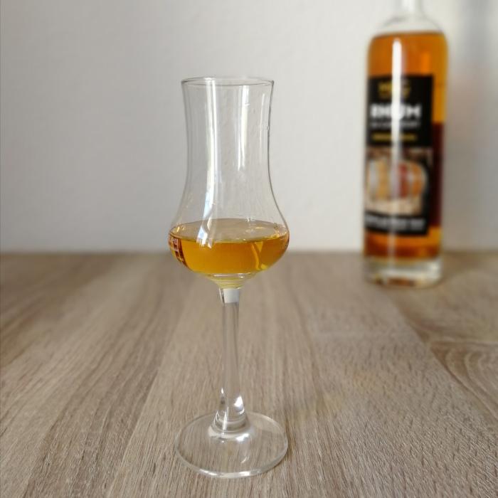 M&G Rhum du Cap-Vert Grogue Velha Glas