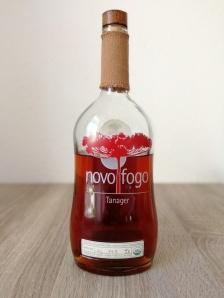 Novo Fogo Tanager Cachaça Flasche