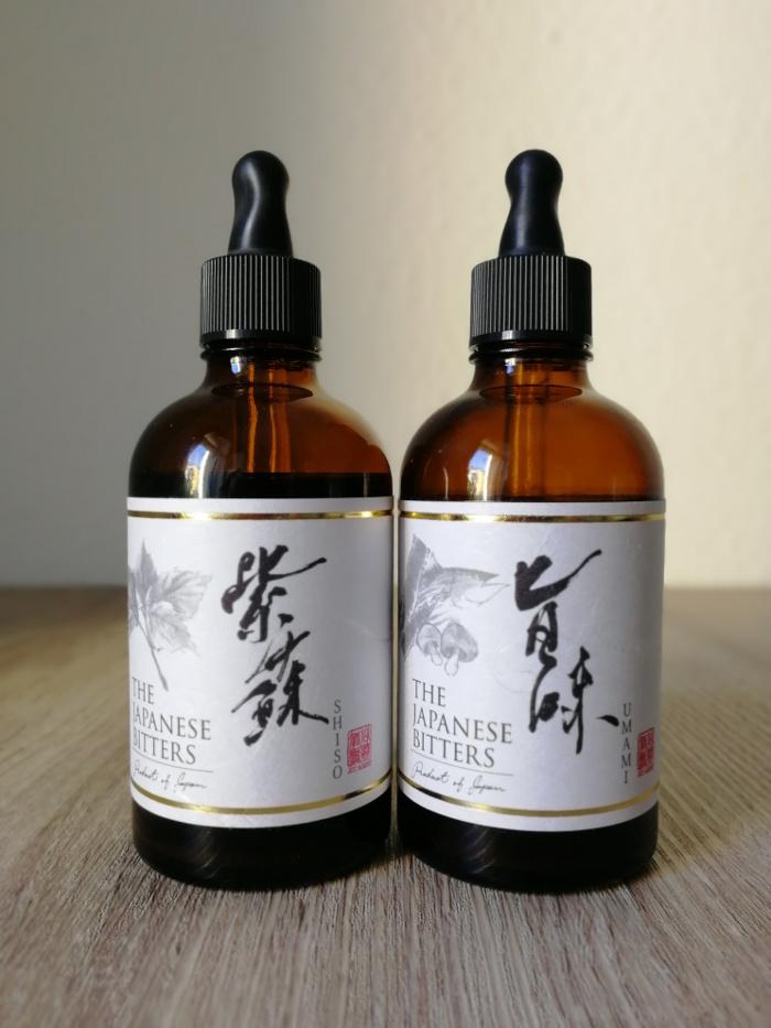 The Japanese Bitters Shiso/Umami