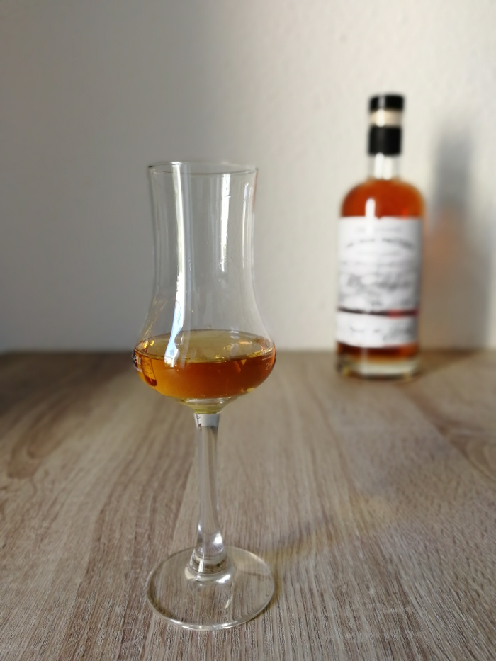 The Rum Factory Distillery Collection Aged 10 Years Glas