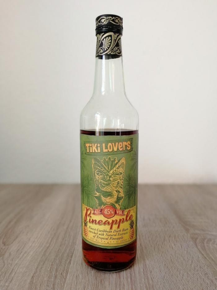 Tiki Lovers Pineapple Spirit Drink