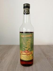 Tiki Lovers Pineapple Flasche