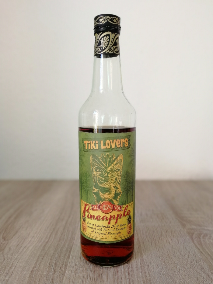 Tiki Lovers Pineapple Spirit Drink