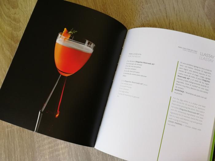 40 Grados Cocktails The Chilean Pisco Cocktail Book Innenseiten 1
