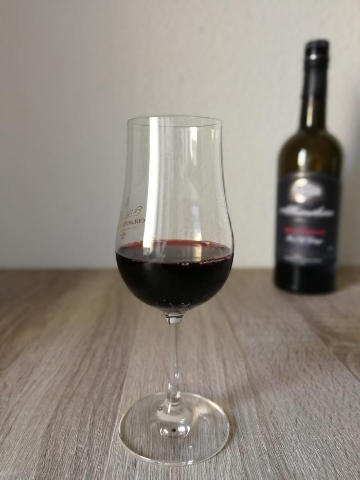Allesverloren 2012 Vintage Glas