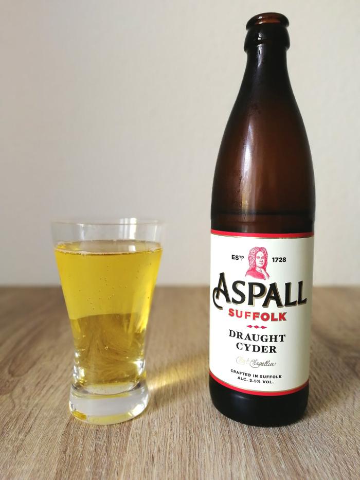 Aspall Draught Cyder