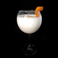 Brandy Milk Punch Cocktail