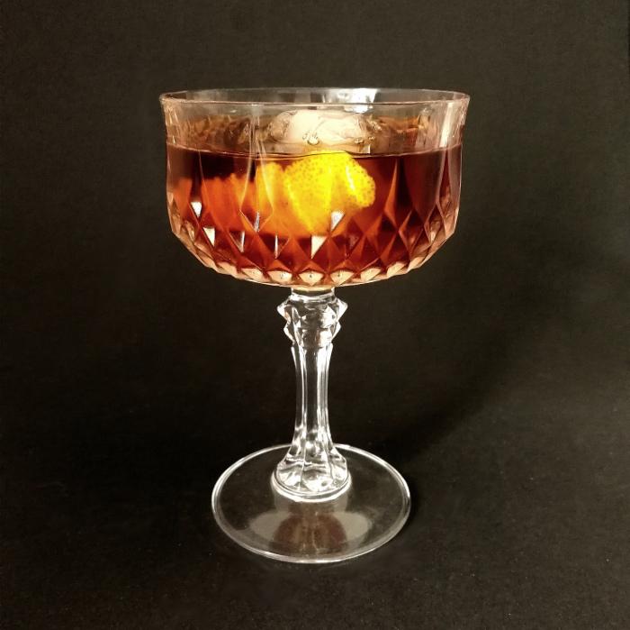 Carroll Gardens Cocktail