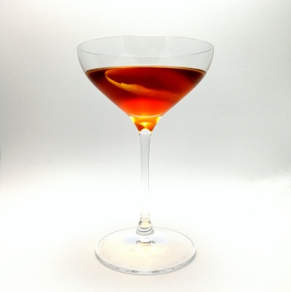 Charming Foxhole Cocktail