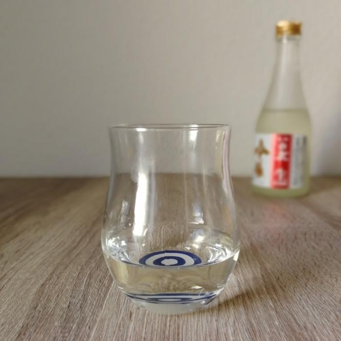 Hakushika Ginjo Namachozo Glas