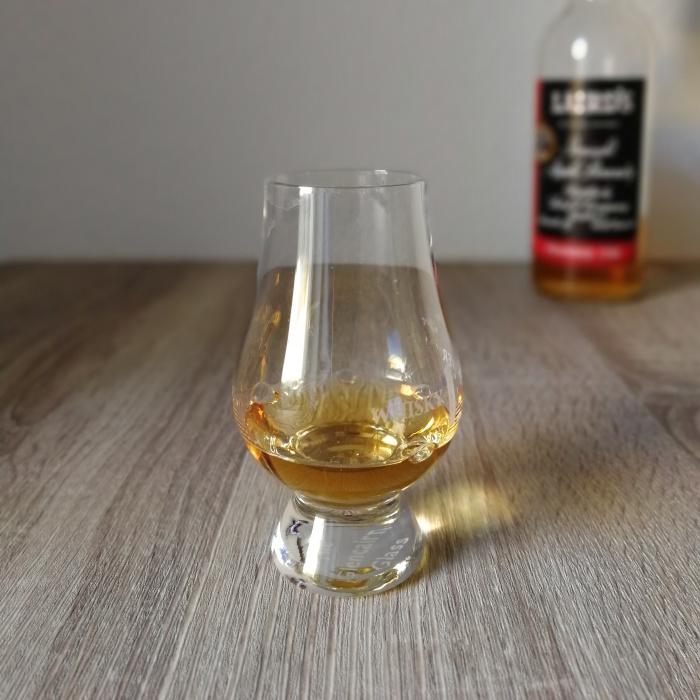 Laird's Straight Apple Brandy Glas