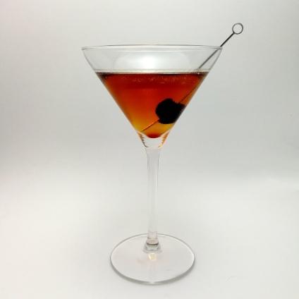 Manhattan Transfer Cocktail