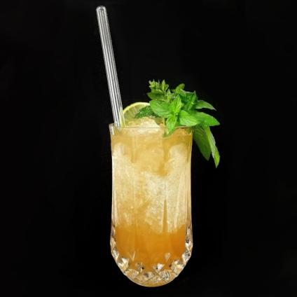 Mixohouse Chartreuse Swizzle Cocktail