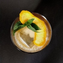 The Lion's Tail Cocktail