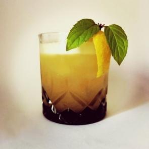 Blue Grass Cocktail