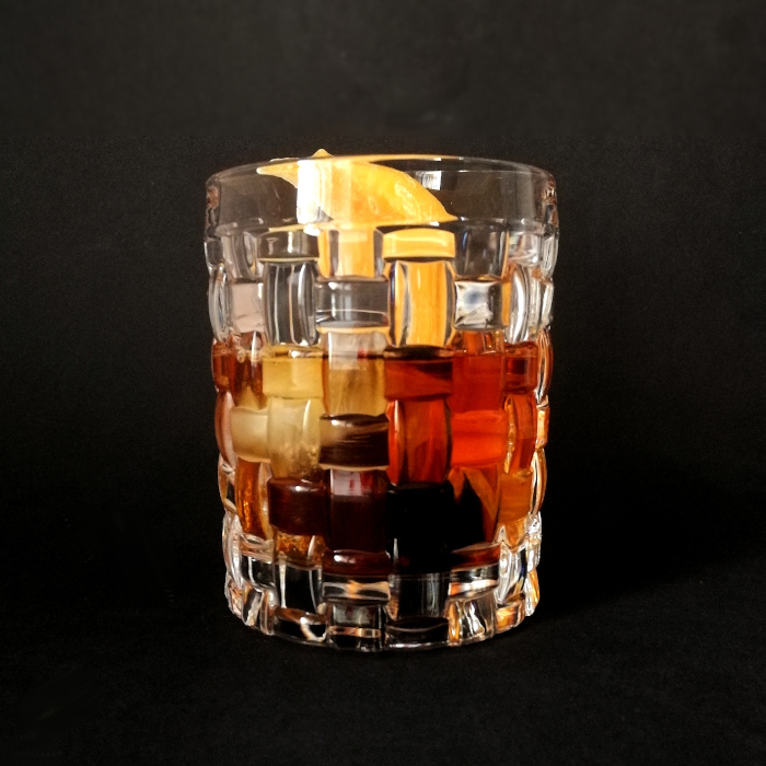 Créold' Fashioned Cocktail