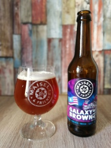 Maisel & Friends Galaxy Brown Ale