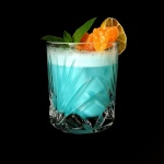 Sky Blue Cocktail