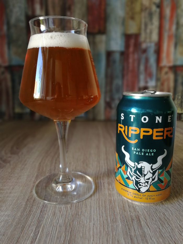 Stone Ripper San Diego Style Pale Ale
