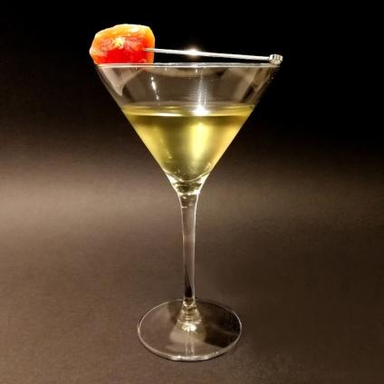 Amatitan Twist Cocktail
