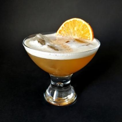 Chameleon Punch Cocktail