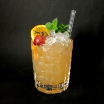 Gooseberry Cobbler Cocktail
