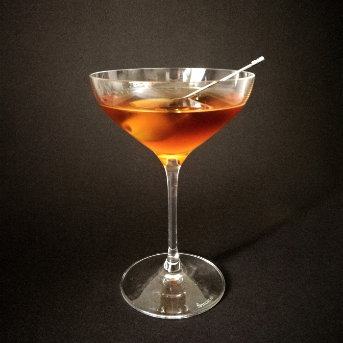 Highland Fling Cocktail
