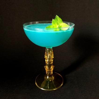 Juan Ho Royale Cocktail