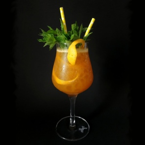 Sidewinder's Fang Cocktail