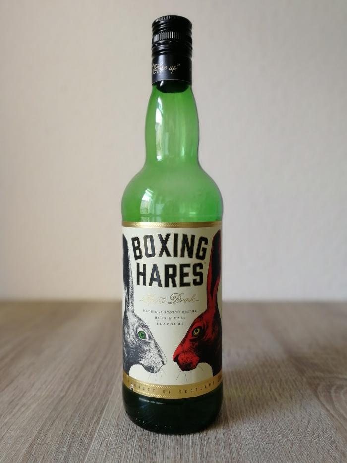 Boxing Hares Spirit Drink