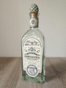 Fortaleza Tequila Blanco Flasche