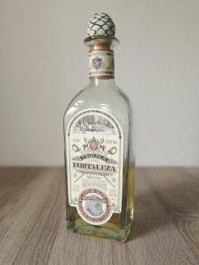 Fortaleza Tequila Reposado Flasche