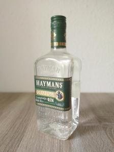 Hayman's Old Tom Gin Flasche