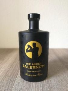 Heinr. von Have The Amber Falernum Spiced Rum Infusion Flasche