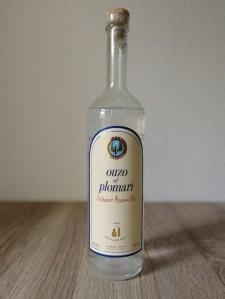 Ouzo of Plomari Flasche