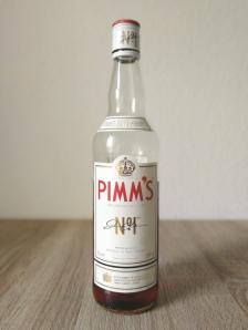 Pimm's No 1 Flasche