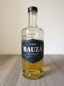 Pisco Bauzá Aniversario Flasche